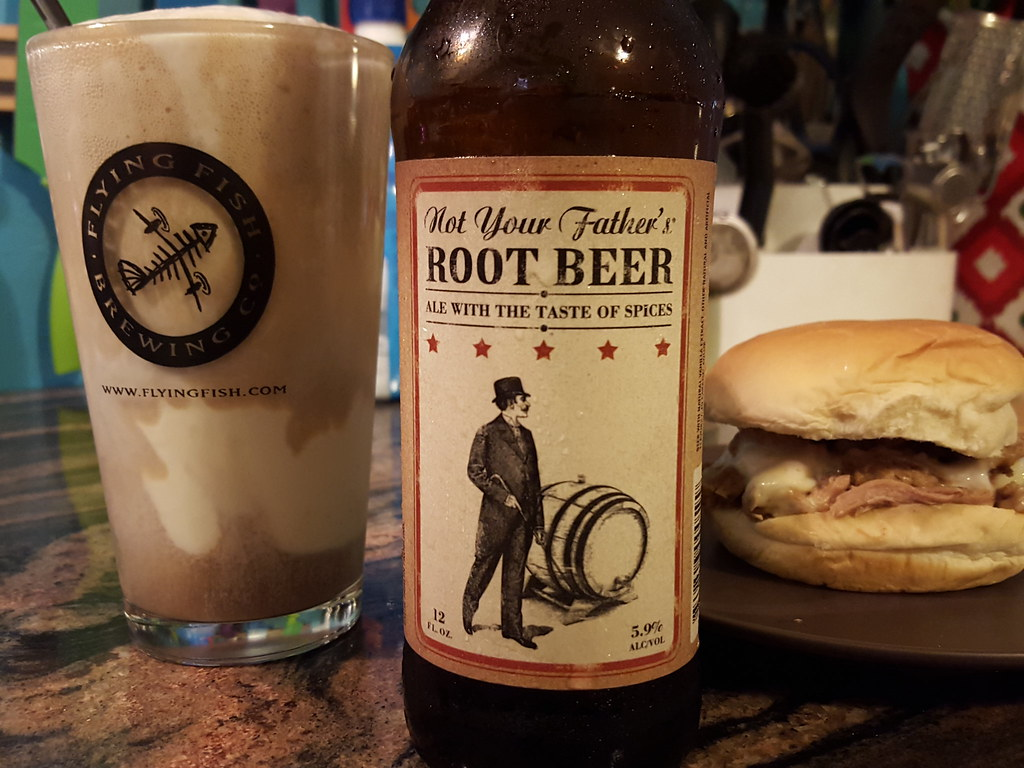 Where to buy not your father s root beer - Not Your Father S Root Beer Float With Lunch