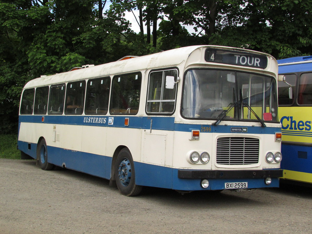 ... Ulsterbus 2599, BXI 2599 | by DoncasterDarts