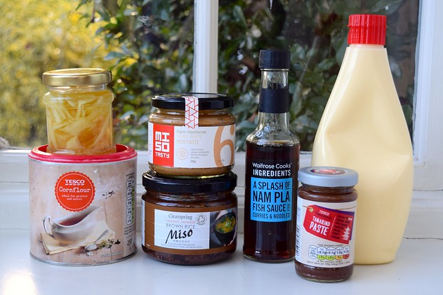 My Favourite Asian Ingredients | www.rachelphipps.com @rachelphipps