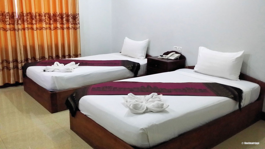 Hotellihuone, Angkor Orchid Central, Siem Reap, Kambodza