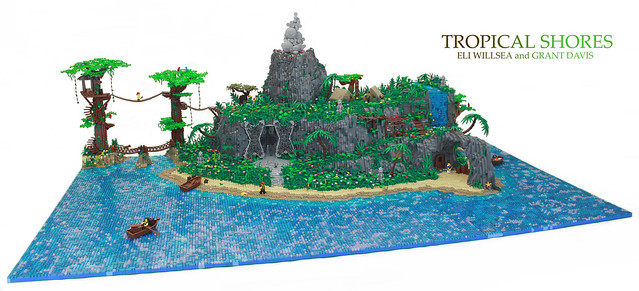 LEGO Ile tropicale Pirates