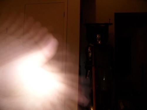 hình 6 đèn bị strobe