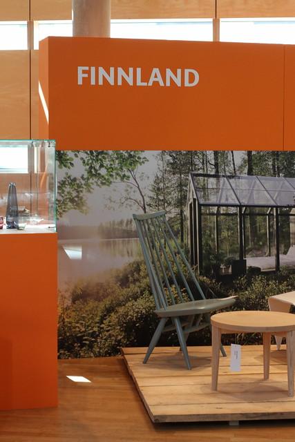 nordic embassy Finnland