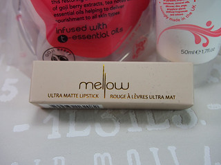 LFbeautybox-dec2016-mellow-matte | by Murmiksen blogikuvat