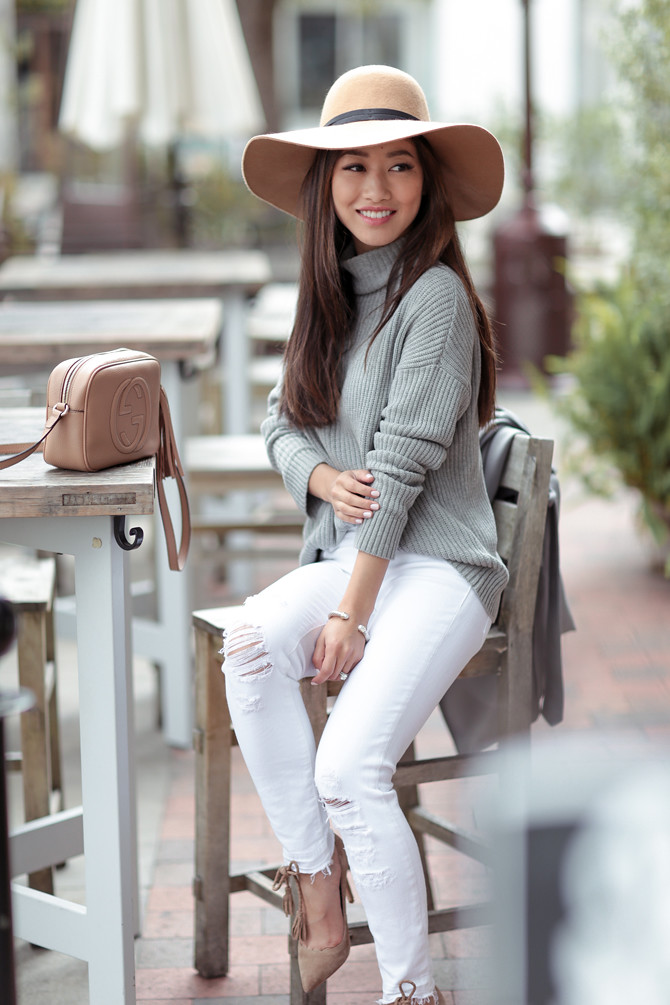stylish casual white jeans outfit ideas extra petite