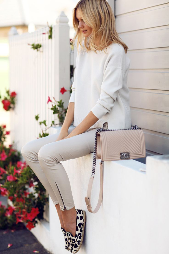 Espadrilles outfits for summer inspiration08