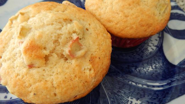 Rhubarb Muffins 15