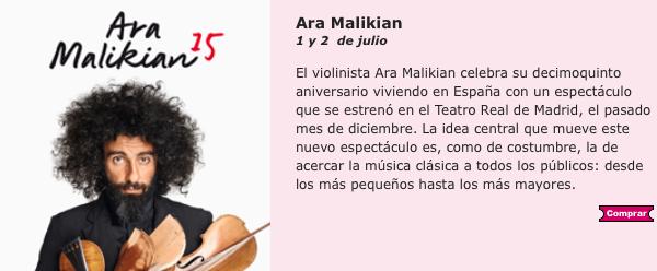 O que fazer em Madri no verão - Teatro Prince
