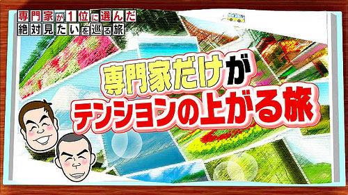6月30日(火) YBS山梨放送「専門家だけがテンションの上がる旅」放映決定!