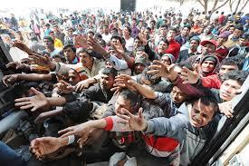 Casamassima- Immigrazion ritorno al passato