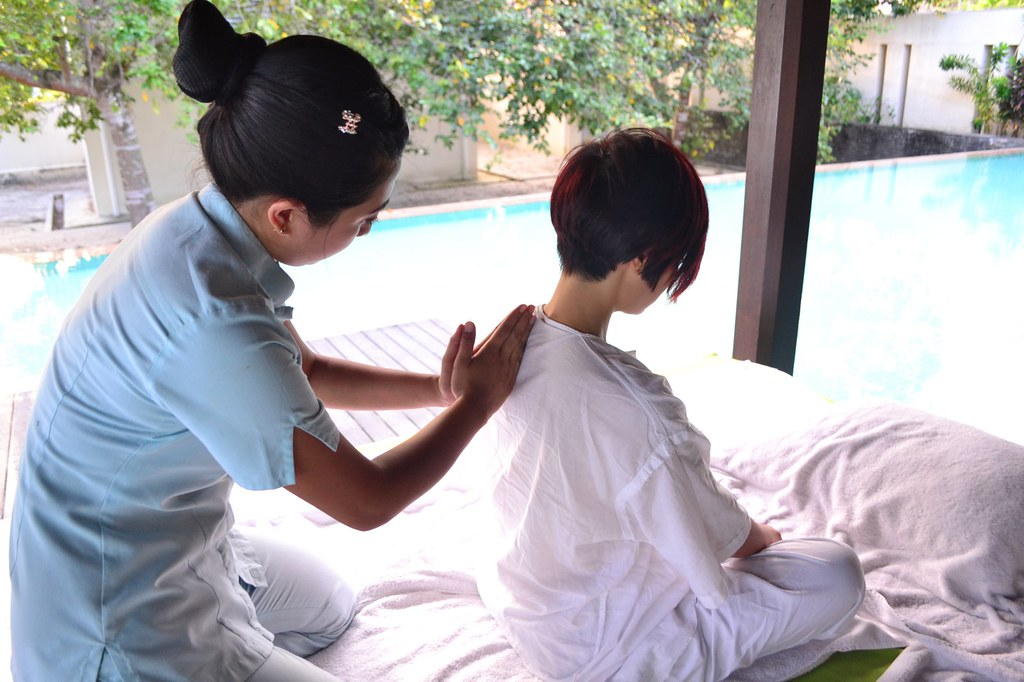 Westin langkawi - heavenly spa - review -royal thai massage-018