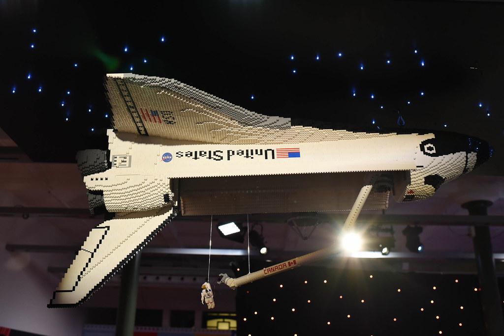 lego space shuttle orbiter - photo #10