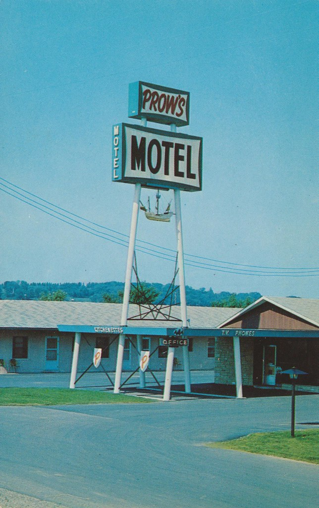 Prow's Motel - Rochester, Minnesota