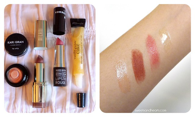 Beauty Lipstick 69 6 Korres Mango Butter In Natural Pink 19 Philosophy Flavored Lip Shine Gloss Vanilla Birthday Cake 10