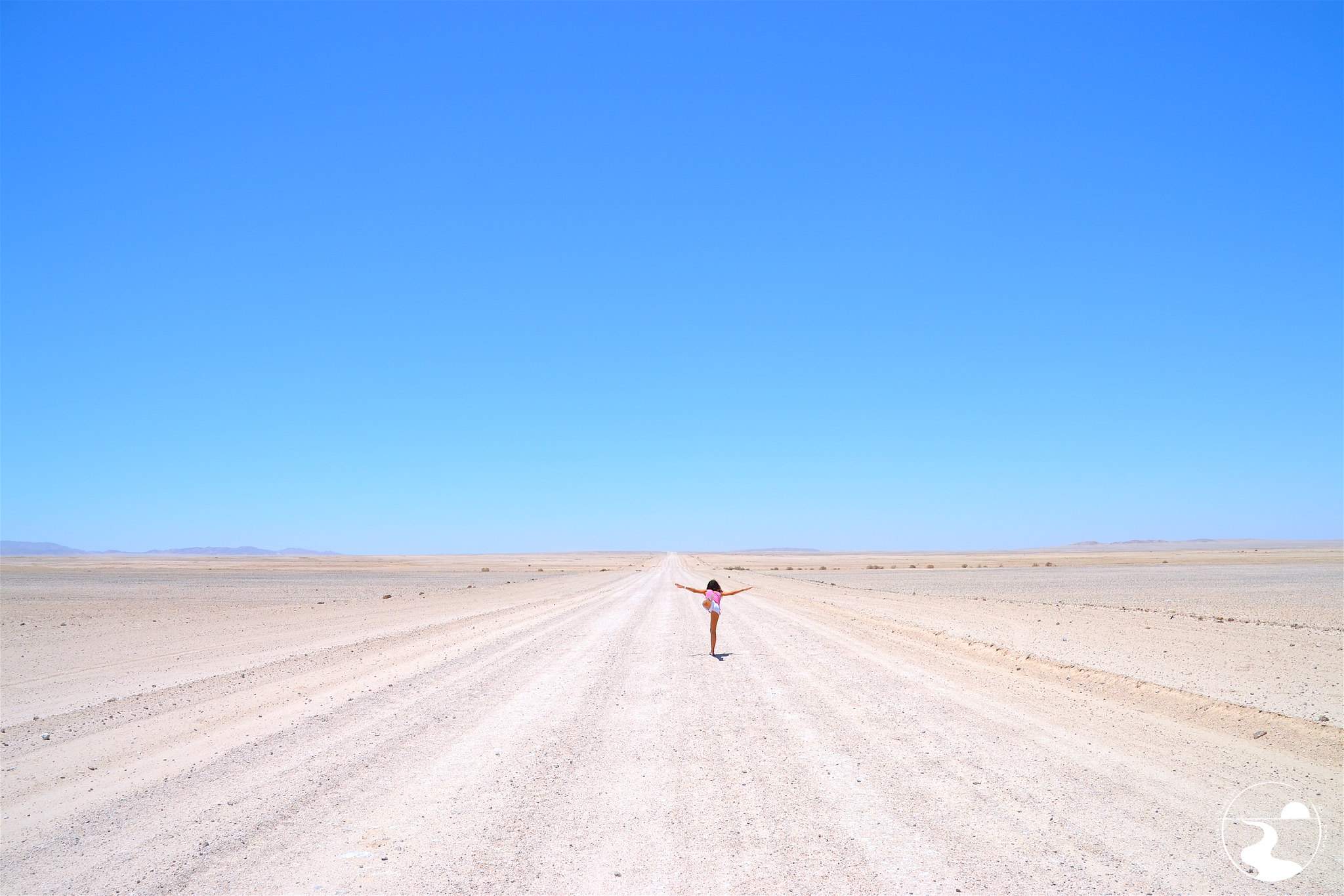 Cruzando el Namib