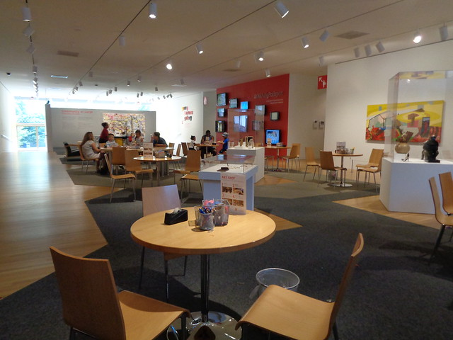 Center for Creative Connections at Dallas Museum of Art