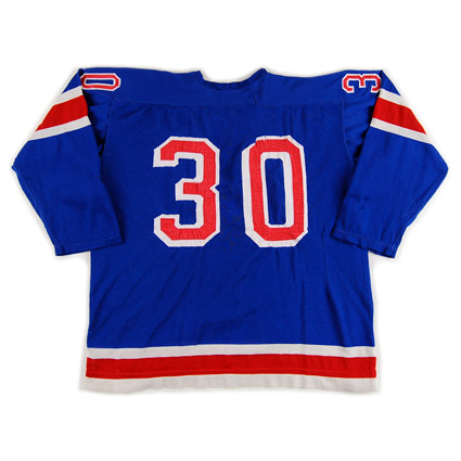 New York Rangers 1969-70 B jersey