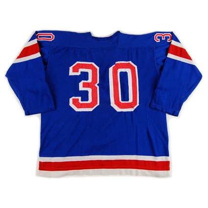 New York Rangers 1969-70 B jersey
