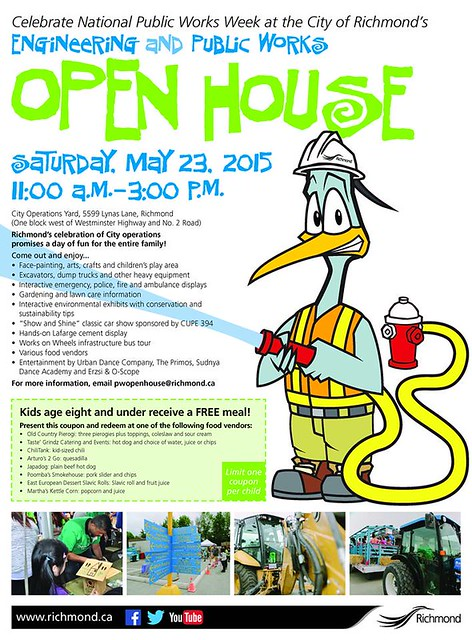 Richmond Public Works Open House