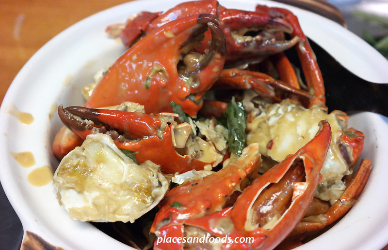 restoran wong poh crab cheesy crab
