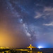 Milky Way and l'Ile d'Or