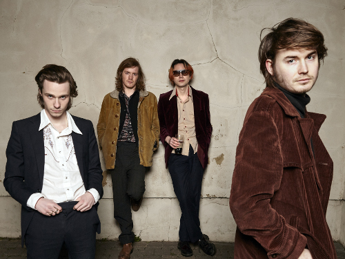 Palma Violets by Ed Miles