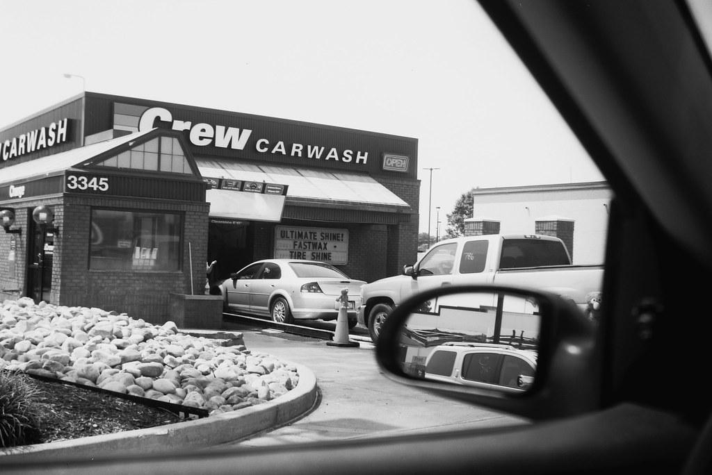 Crew Car Wash Bloomington