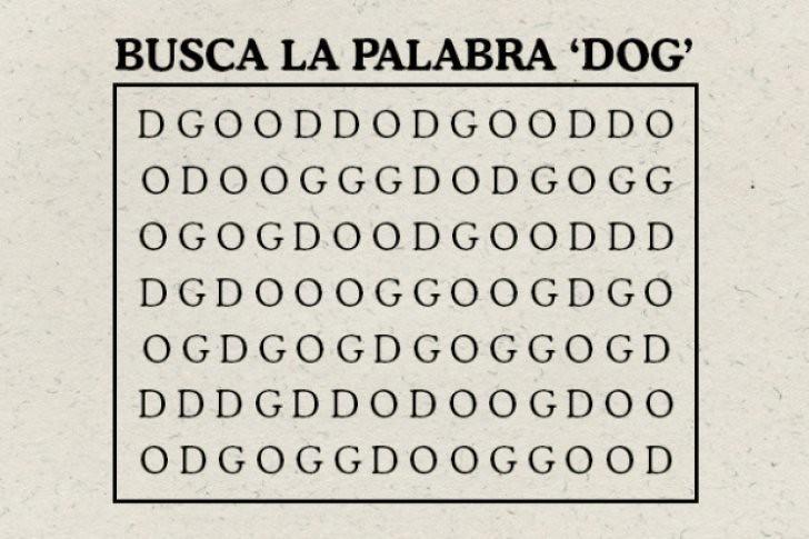 ¿Puedes resolver este acertijo?: Las 3 letras que te volverán loco