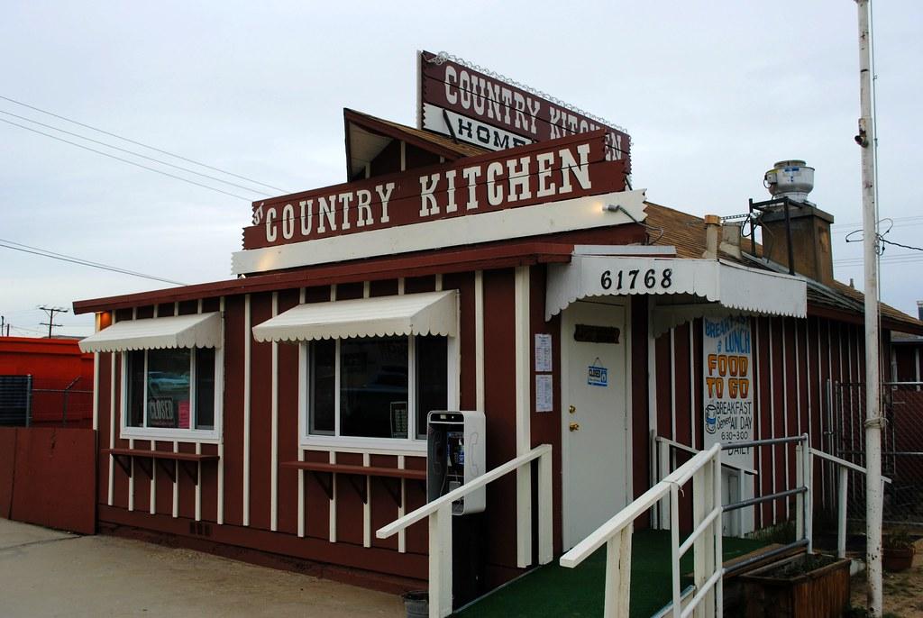 Country Kitchen Joshua Tree California Cragin Spring Flickr