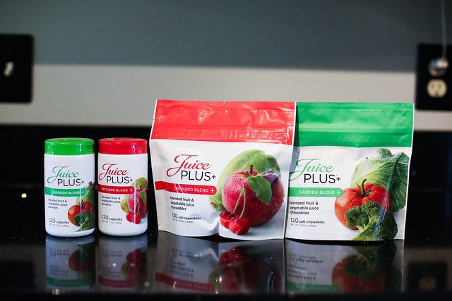 Juice Plus vs. Juice Festiv' - A real moms review from a mom who used both for a year.