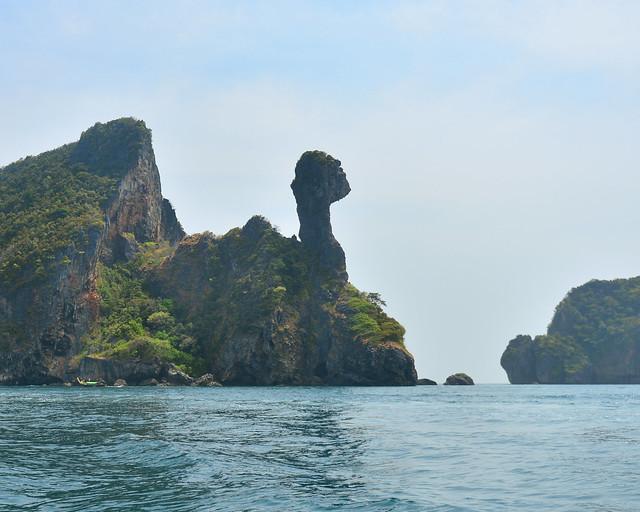 La Chicken Island, una de las 4 islands la excursión que se hace desde Ao Nang