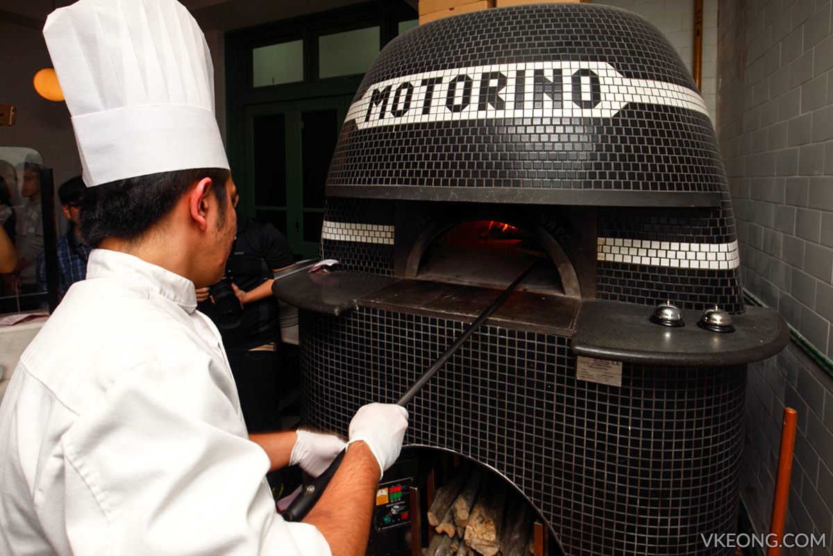 Motorino Wood Fire Pizzeria