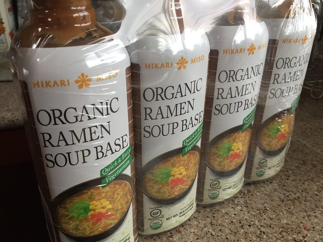 Organic Ramen Soup Base
