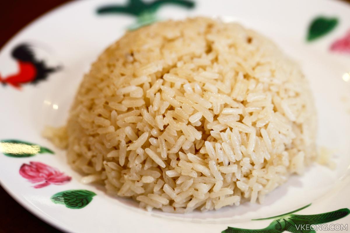 Wee Nam Kee Singapore Chicken Rice