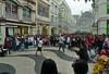 Macau - Senado Square street dance