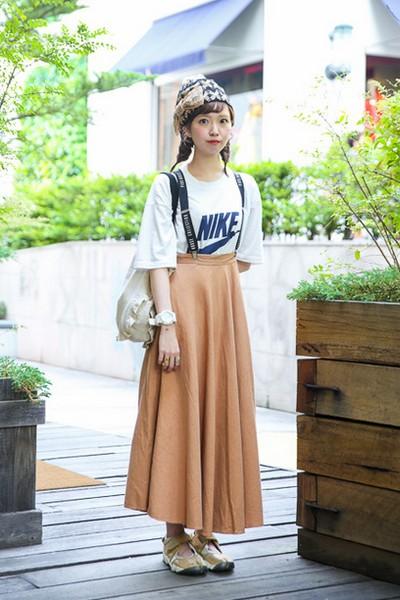 六月日本街拍 1