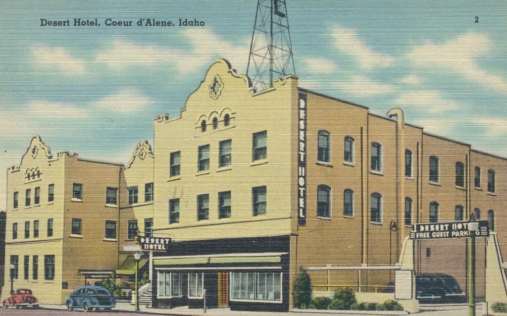 Desert Hotel - Coeur d'Alene, Idaho