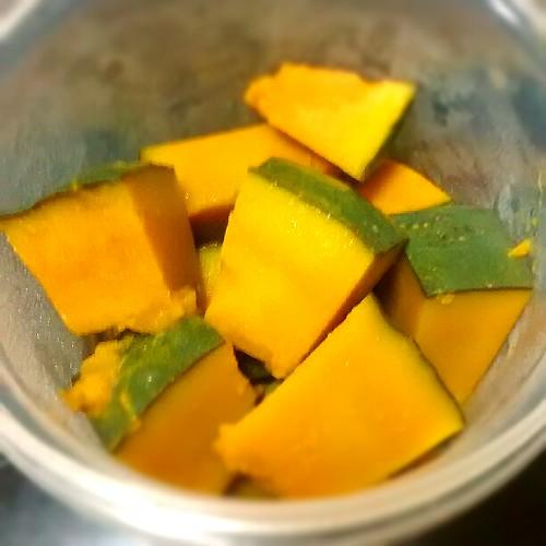 *簡単美味*かぼちゃの煮付け