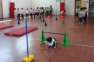 Noicattaro. Sport di Classe Gramsci front