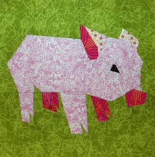 Piglet Block