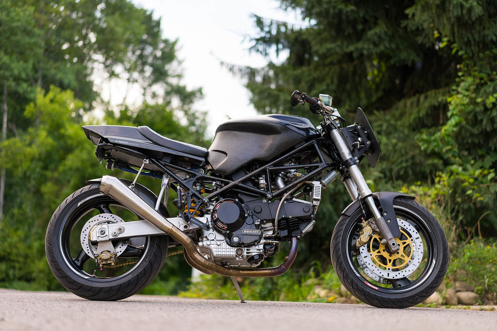 Monster 1995 Ducati Monster 900 Matt Krepp Flickr