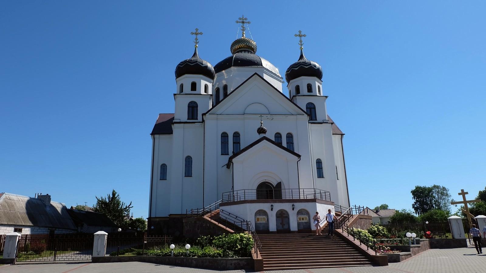 Спасо-Преображенская церковь, Сморгонь, Беларусь