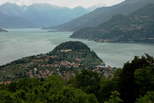 Lake Como Hiking
