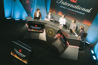 The Analyst Desk | by Dota 2 The International