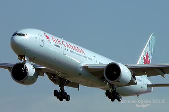 Air Canada (Rodrigo Vildósola)