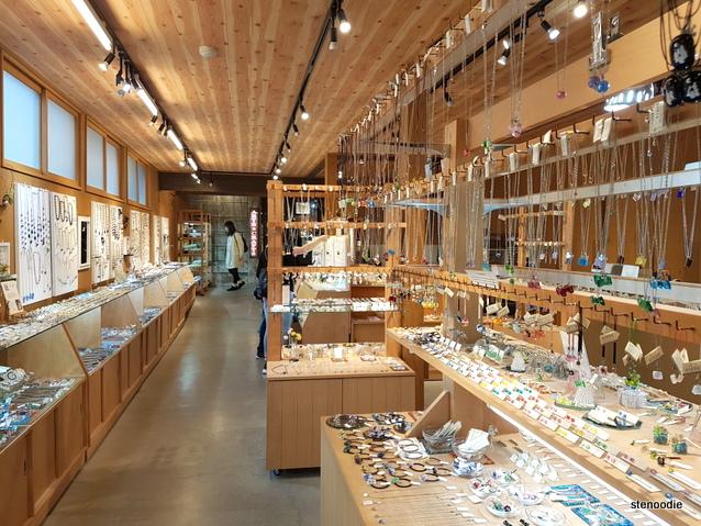 Glass shop Hokkaido