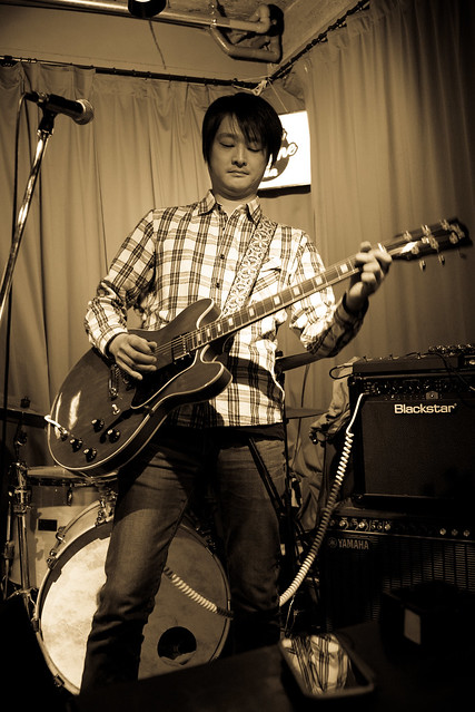 T.G.I.F. Blues Session at Terraplane, Tokyo, 13 Jan 2017 -00089
