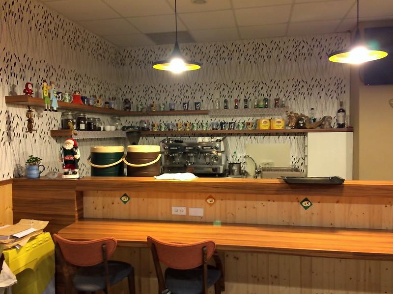 虎姑婆靜巷烘焙-飲料Bar