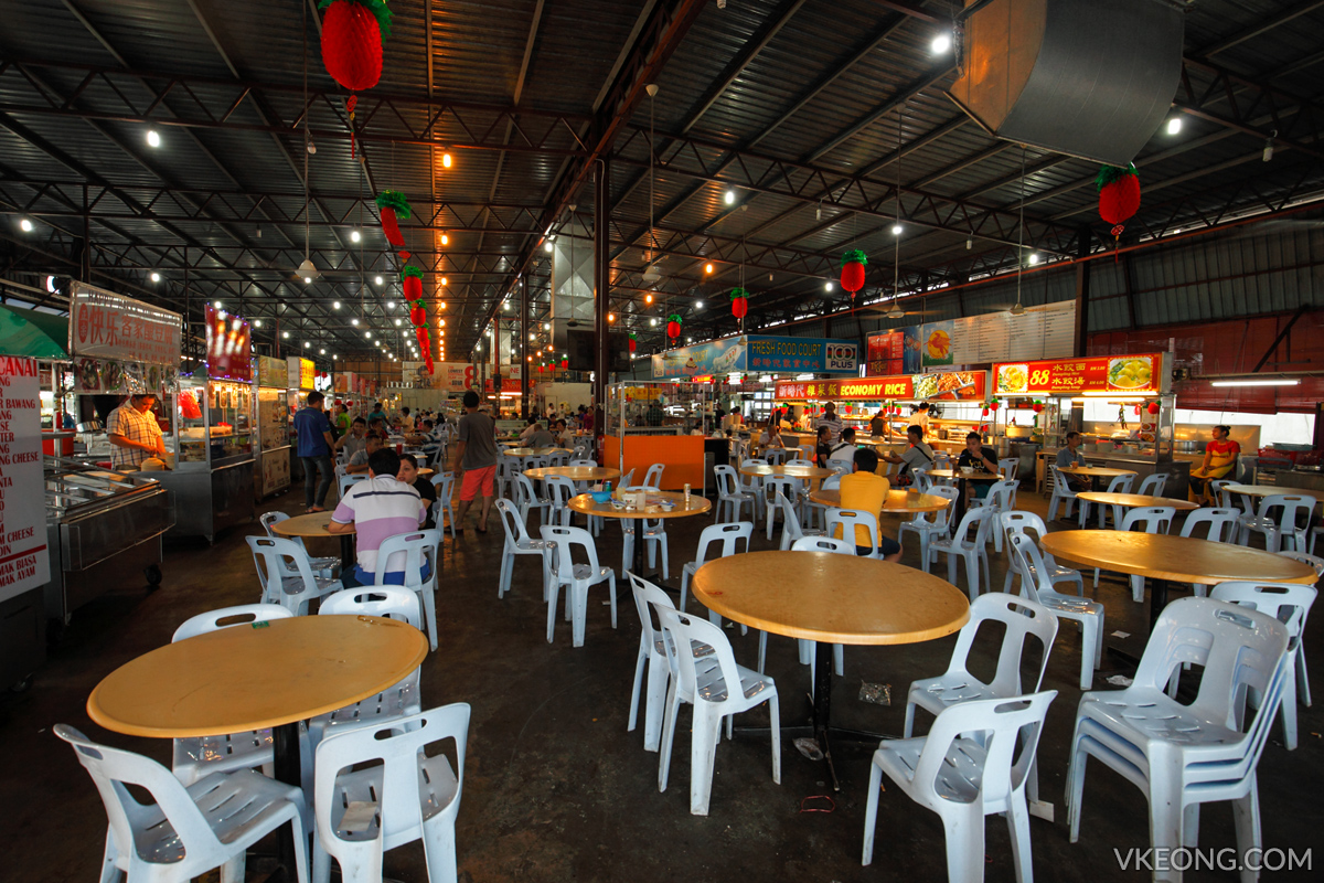 Fresh Food Court Bukit Mertajam