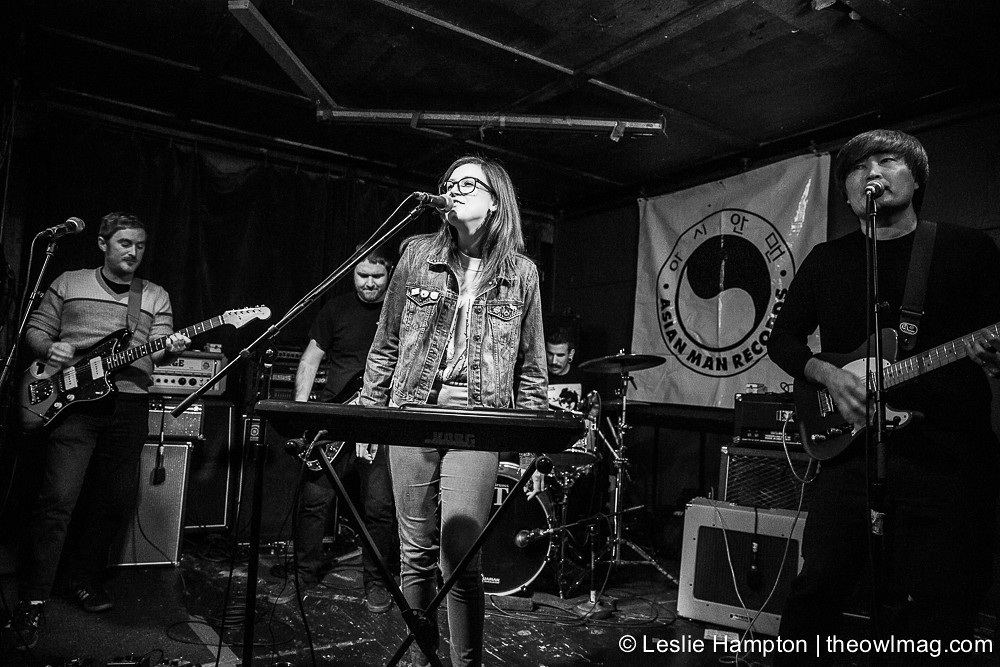 Kitty Kat Fan Club @ Thee Parkside, San Francisco 1/26/17